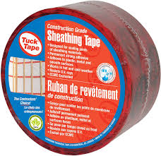 Amazon.com: Tuck Tape Construction Grade Sheathing Tape: Office Products