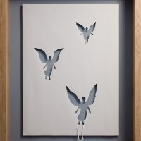 Peter Callesen's Framed Paper Sculptures
