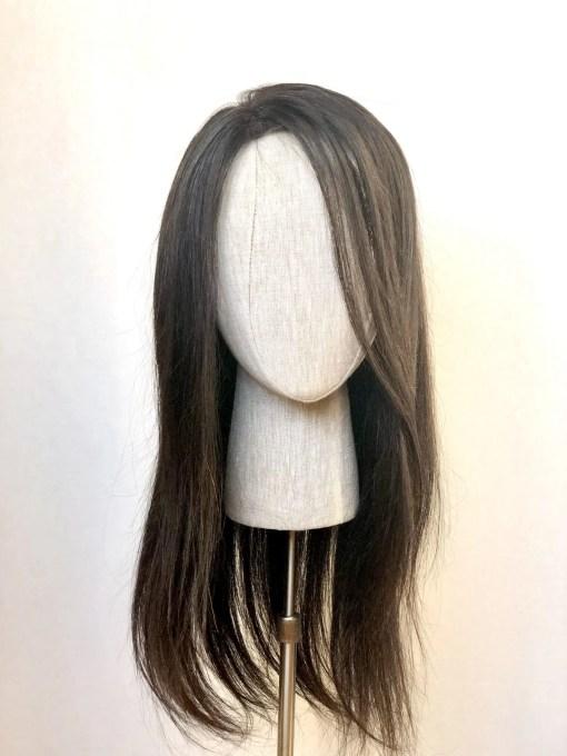 SoftBlack_Long Hair Extension