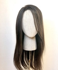 SoftBlack_Long Hair Extension