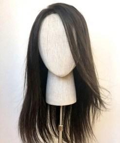 Hum SoftBlack Long Wig