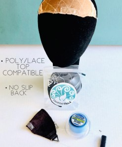THT Poly Lace Top Band