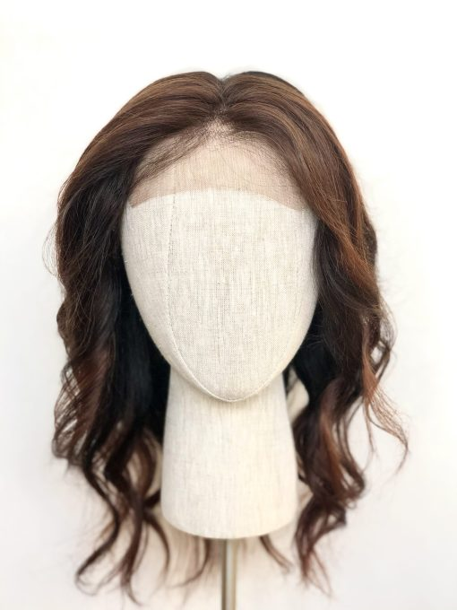 THT Highlighted Espresso Silk2Lace