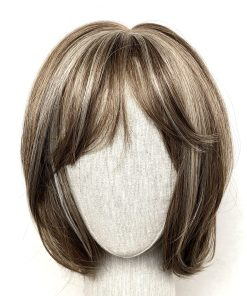 Synthetic Wig: Greige