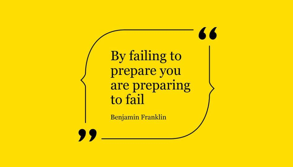 Fail prepare to prepare fail