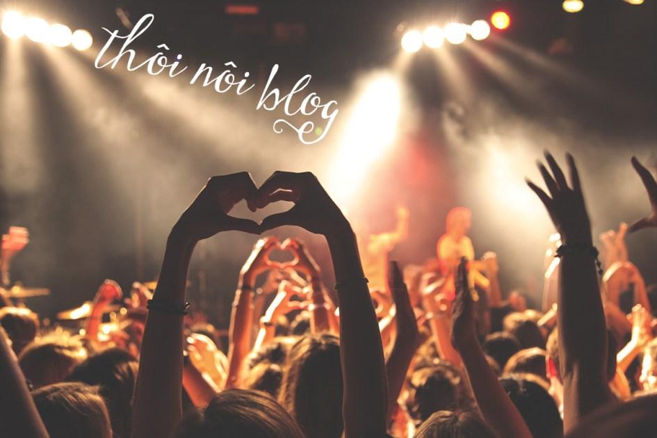 Kỷ niệm một năm viết blog - Thinhnotes.com