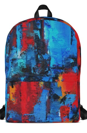 Backpack For Girls Blue