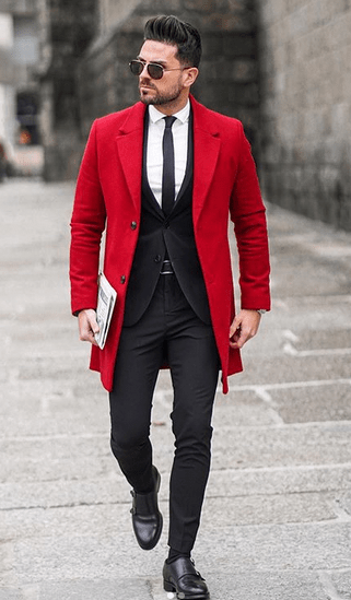 Men Outfit Classic
