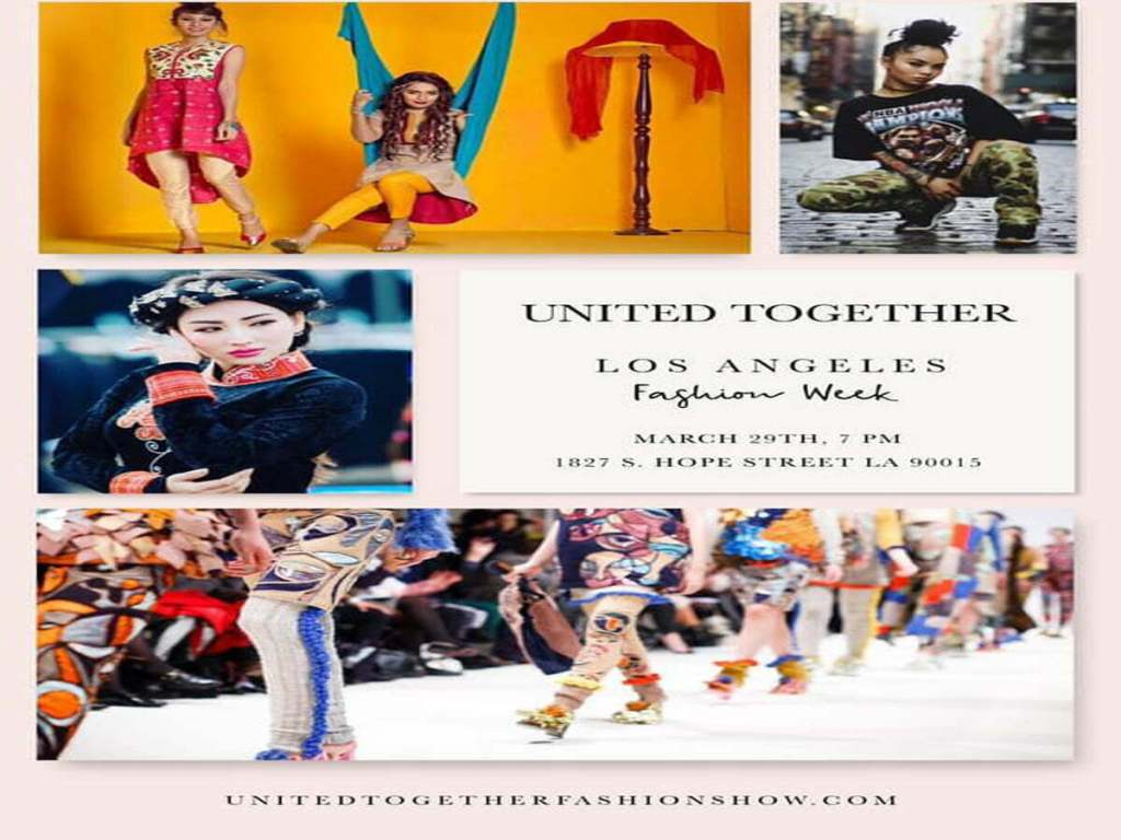 United Together Fashion Show
