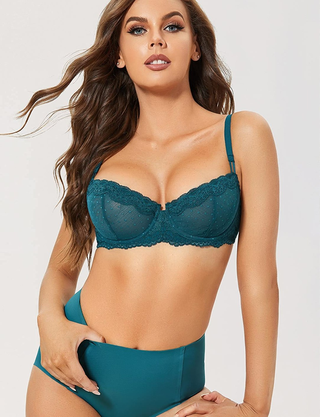 Lace Bra For First Date In Amazing Colors