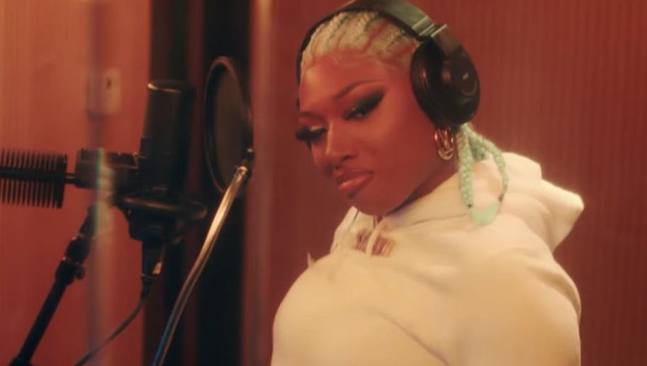 Megan Thee Stallion Captain Hook