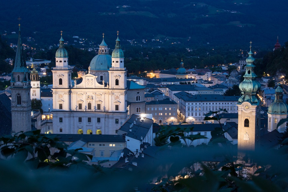 Where To Go In Salzburg