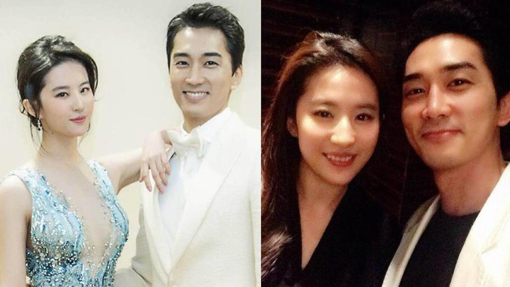 Who Is Mulan Star Liu Yifei Dating ?