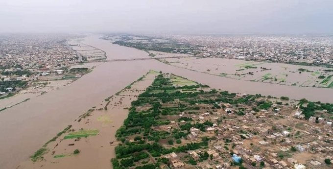 Devastating Floods Hit Sudan