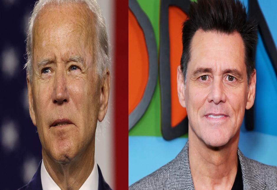 Jim Carrey Will Play Joe Biden In SNL 46th Season