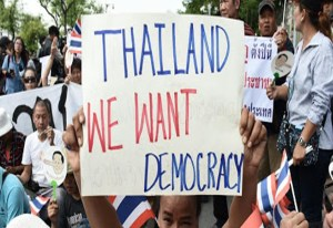 Thailand Demonstrations Large Is Planned Against Government