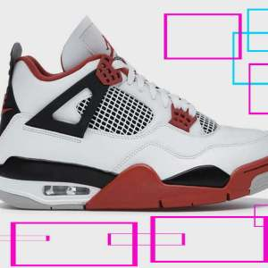 Air Jordan 4 Fire Red SNKRS From Nike Makes Its Return Today