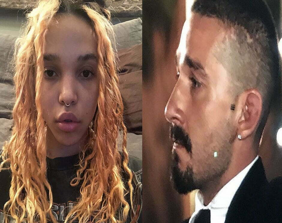 FKA twigs Accusing Ex-Boyfriend Shia LaBeouf Of Sexual Violence