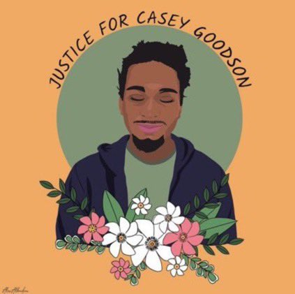 Justice For Casey Goodson - Who Is Casey Goodson