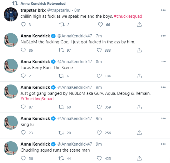 Anna Kendrick Got Hacked On Twitter