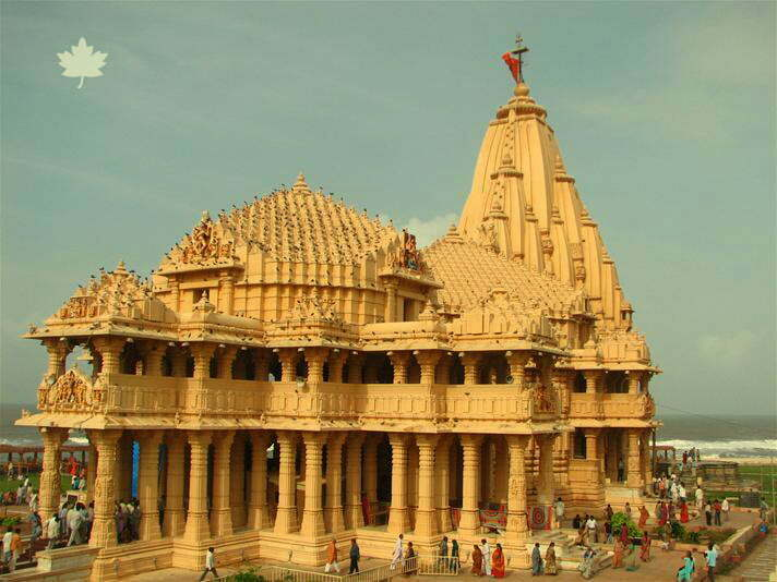 Somnath Temple Gujrat