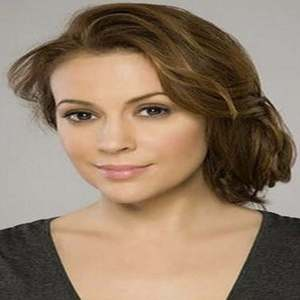 The Secret Of The Beauty Of Alyssa Milano's Hair