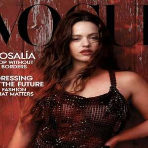 Rosalía : 10 Facts About Vogue's January 2021 Cover Star