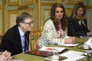 Melinda Gates Will Divorce From Bill Gates After 27 Years Of Marriage