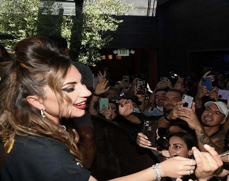 Lady Gaga Received Keys To West Hollywood
