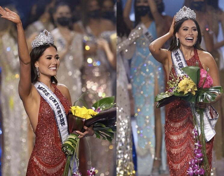 Miss Universe 2021 Winner Is Miss Mexico – Amazing