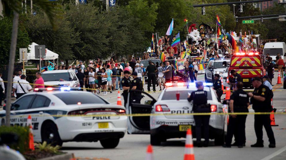 South Florida Gay Pride March