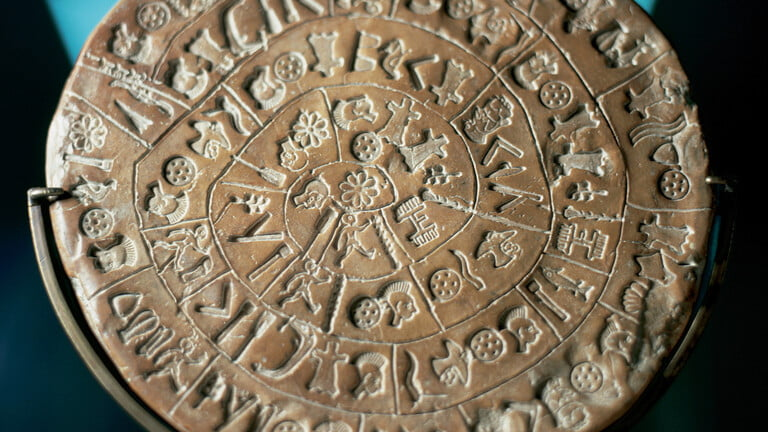 Unraveling The Mystery Of A Mysterious 2000-Year-Old Phaistos Disc