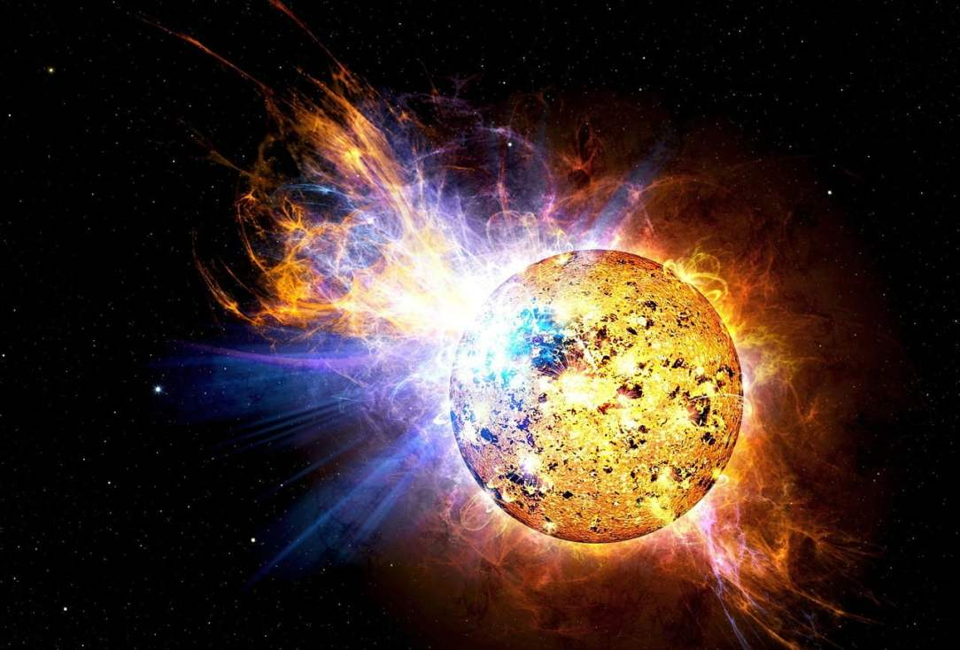 Discovering A New Type Of Space Explosion