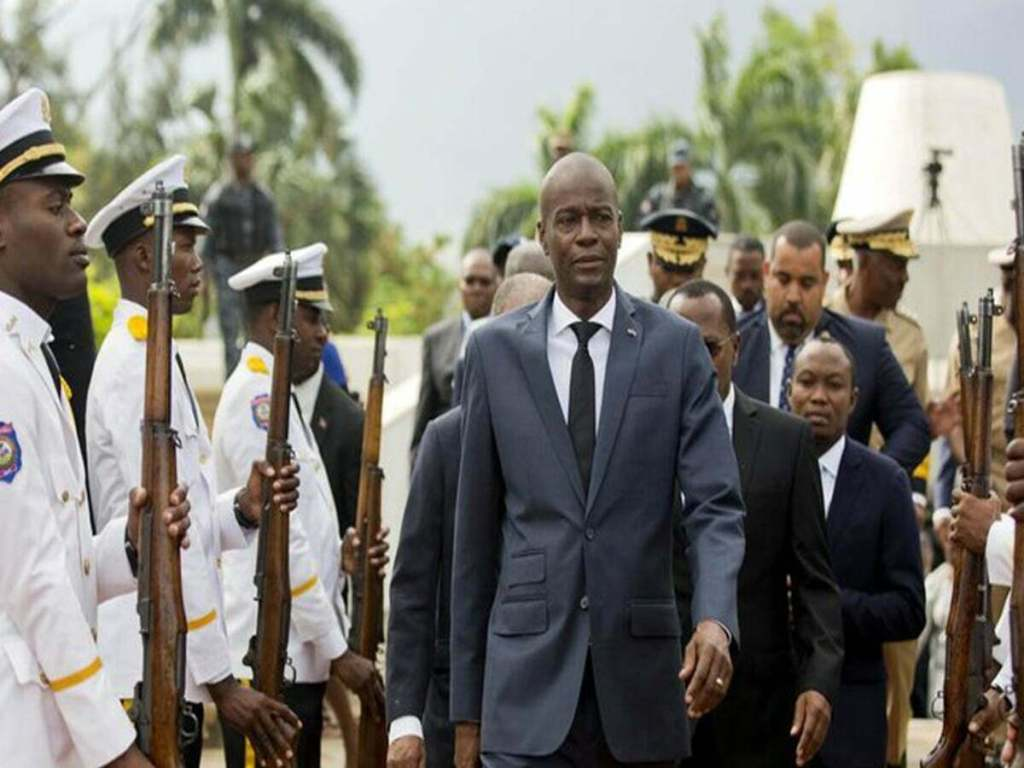 President Of Haiti Was Assassinated In A Terrifying Attack