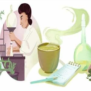 Google Doodle Celebrates Michiyo Tsujimura 133rd Birthday