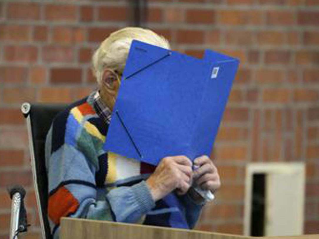 A 100-Year-Old Former Nazi Guard Is Facing Charges For 3,518 Deaths