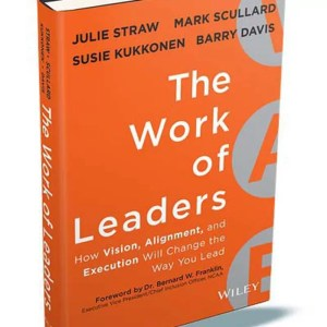 Work of Leaders Book - TH!NK Training