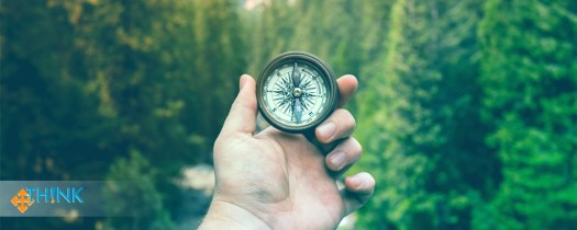 5 Reasons Why DiSC Experts Still Need Certification - TH!NK Training - Blog Image - Compass