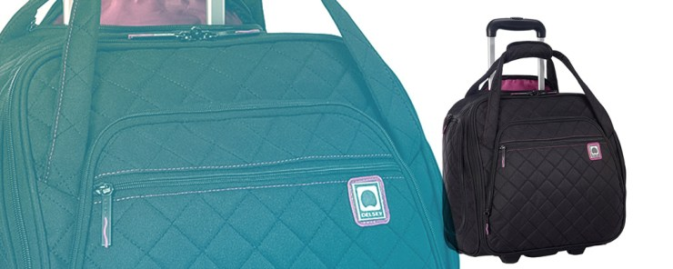 Training Bag Tools - TH!NK Training - Delsey Underseat Tote