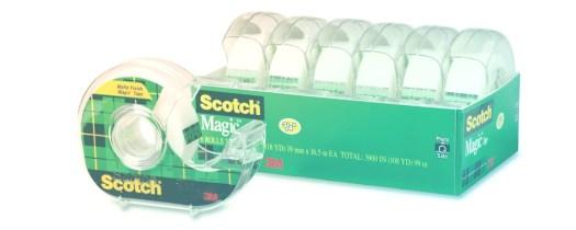 Training Bag Tools - TH!NK Training - Scotch Tape