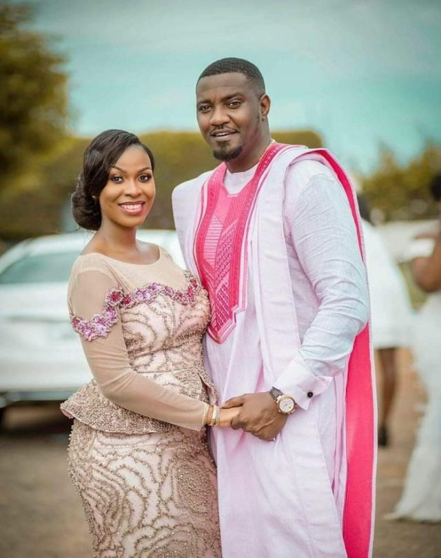 """Speak Bad About My Wife And I'll """"Diss"""" You –John Dumelo"""