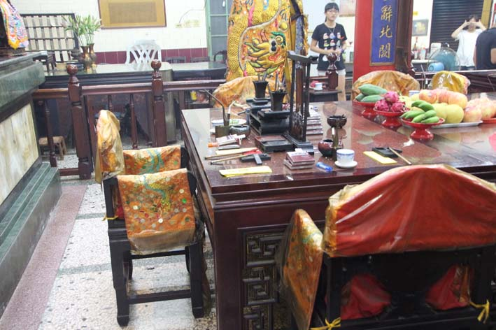 東港共和堂─普度公案桌