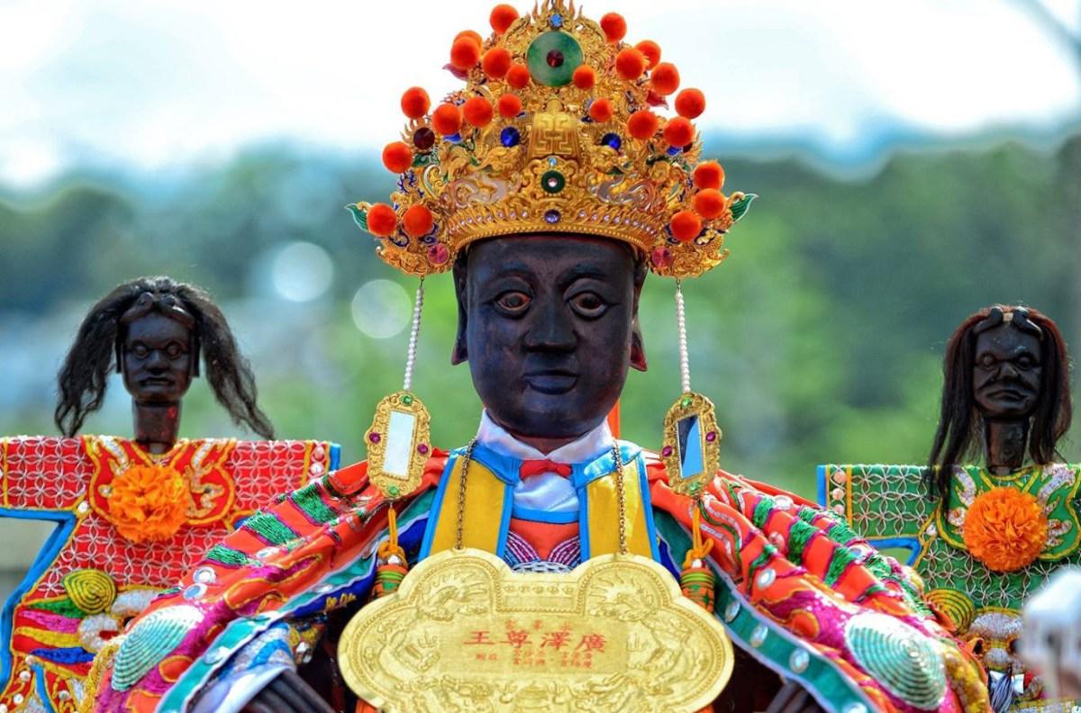 等候愛情的啟示:廣澤尊王與妙應仙妃的故事