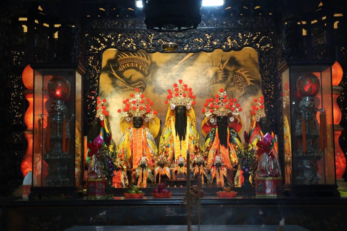 穿梭天人之際的臺南民間信仰傳說:陳守娘、茅港尾媽祖受禁、麻豆破龍喉
