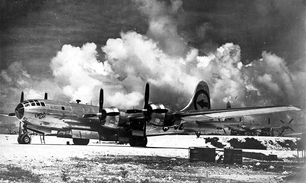 The Enola Gay and USAF Operations Order No. 35.