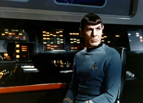 Star Trek Spock Joel Campbell Think IAFOR
