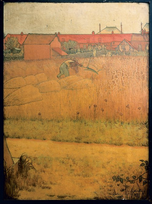 The Harvest – Louis Anquetin (1887)