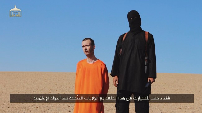 ISIS-David-Haines-2014-9-13-THINK War and religion