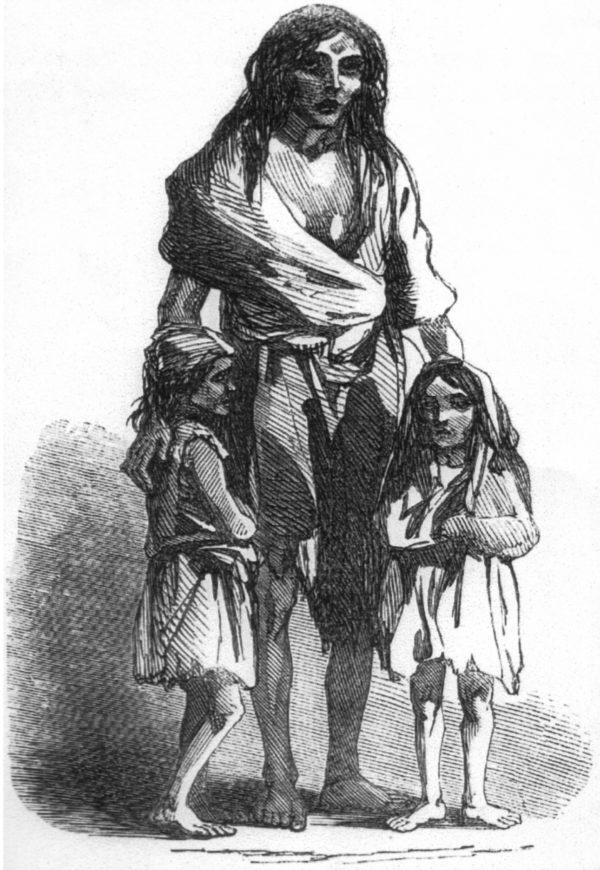 Irish Potato Famine Bridget O'Donnel Boys From Vepery