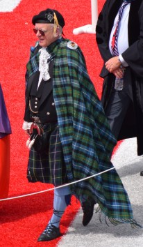Scottish in the mix